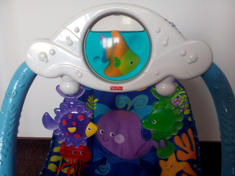 Шезлонг_Океан_Fisher_price